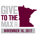 Give to the max logo